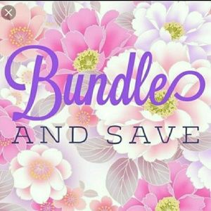 BUNDLE & SAVE ON ALL CLOTHING!!!!